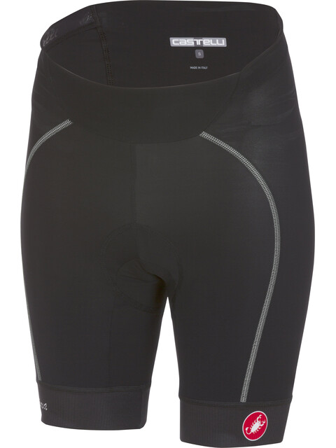 Castelli Velocissima Shorts Women black/white